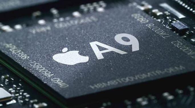 iPhone 6S Plus sử dụng chip Apple A9 cho hiệu năng cao, tiết kiệm năng lượng