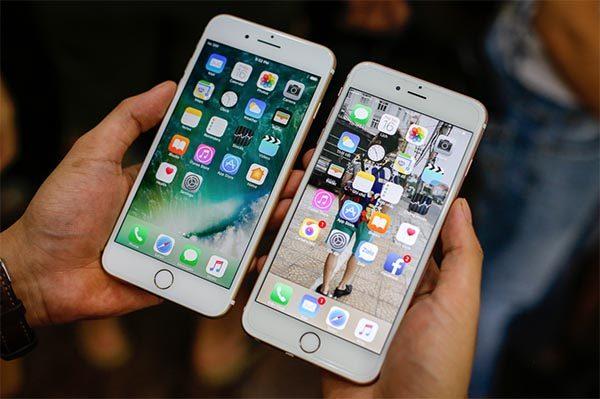 iPhone 6 Plus chỉ sử dụng chip A8 và iPhone 6S Plus dùng chip A9