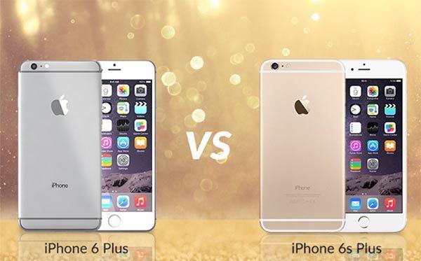 iPhone 6S Plus trang bị những cải tiến với công nghệ camera mới mẻ