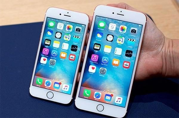 iPhone 6S Plus sở hữu màn hình 5.5 inch rộng iPhone 6S