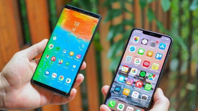 Người dùng có thể dễ dàng đồng bộ hóa điện thoại với Tài khoản Google