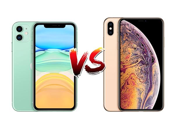 So Sanh Iphone 11 Xs Max
