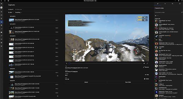 Ứng dụng quay màn hình Community Clips được sử dụng phổ biến