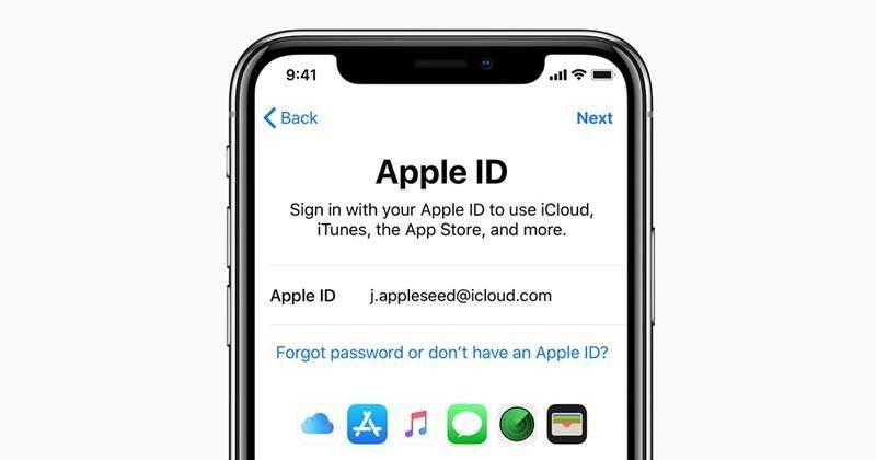 Cách tạo tài khoản Apple ID đơn giản