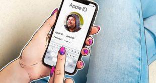 Phân biêt tài khoản Apple ID với iCloud