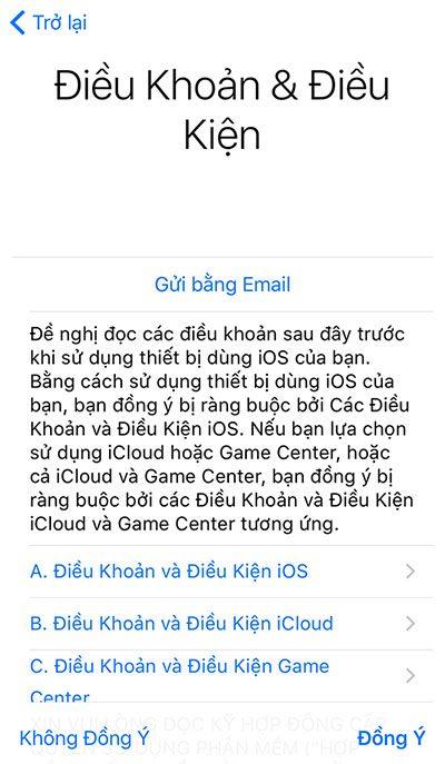 Tạo tài khoản Apple ID đơn giản (5)
