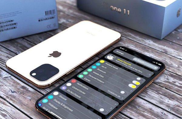 iPhone 11 Pro Max trang bị bộ vi xử lý mạnh mẽ nhờ trang bị chip A13 Bionic