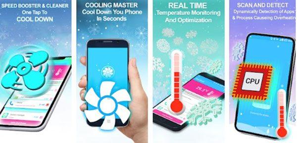 Android Cooler Master là ứng dụng hàng đầu giúp làm mát điện thoại