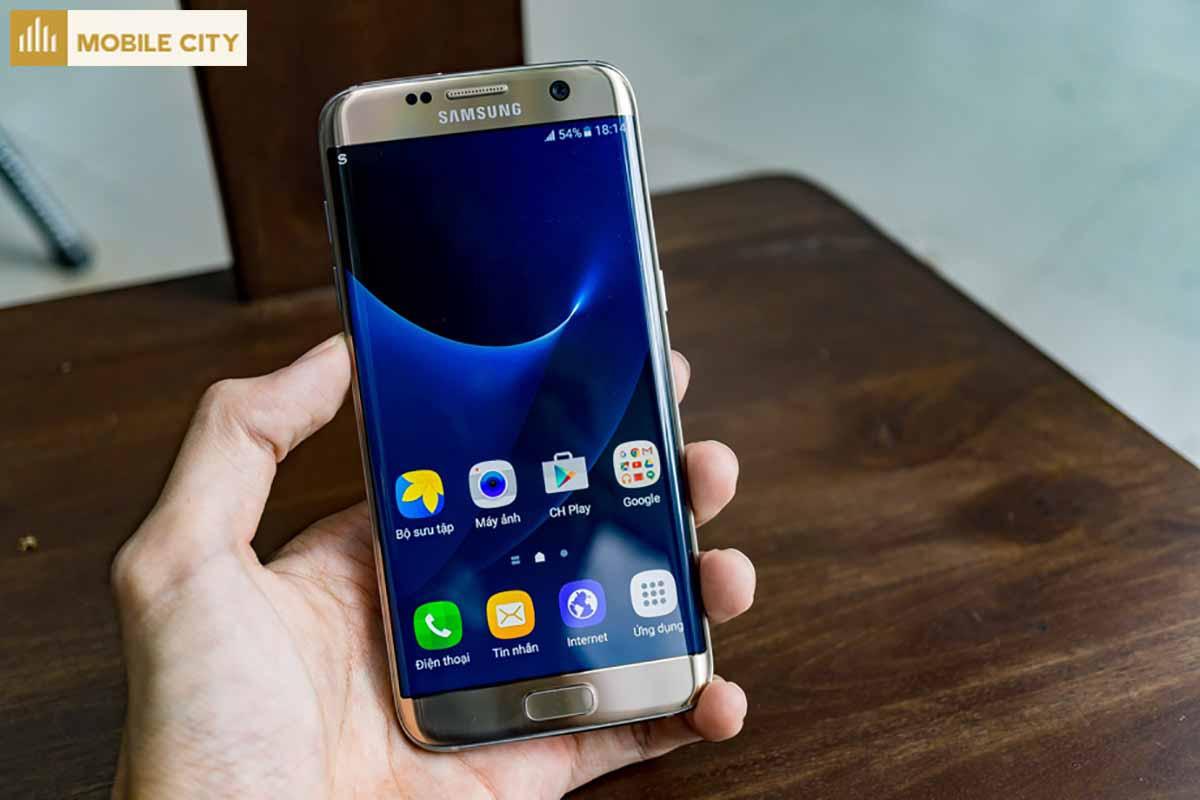 Làm sao để chụp màn hình Samsung S7 Edge