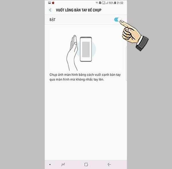 Cách chụp màn hình Samsung Galaxy J5 (2)