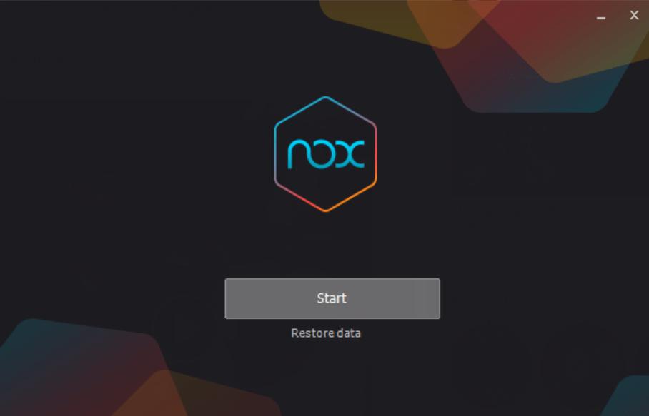 Phần mềm giả lập Android Nox