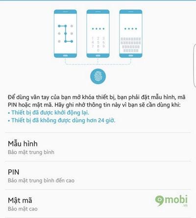 cai lockscreen cho android