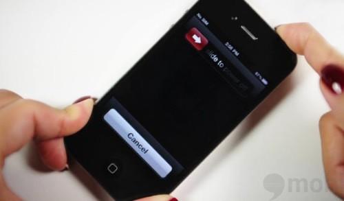 Tắt nguồn điện thoại khi không sử dụng