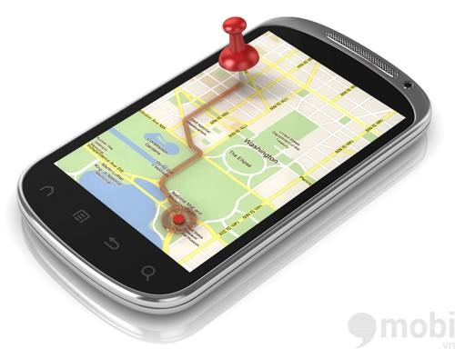 Tắt dịch vụ GPS