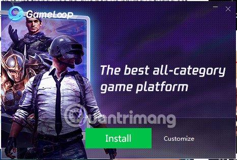sử dụng phần mềm giả lập GameLoop (2)