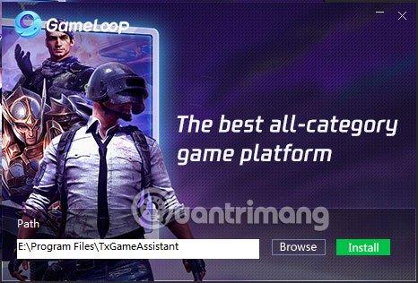sử dụng phần mềm giả lập GameLoop (3)