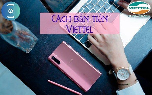 Cach Ban Tien Viettel