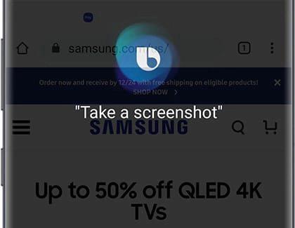 Sử dụng Bixby Voice