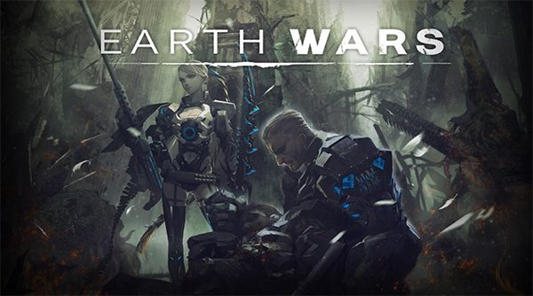 Earth Wars với những trận chiến diễn ra trong tương lai