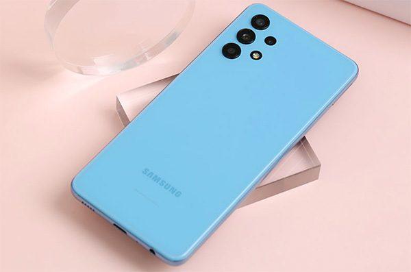 Galaxy A32 là một smartphone thuộc phân khúc giá 6 triệu
