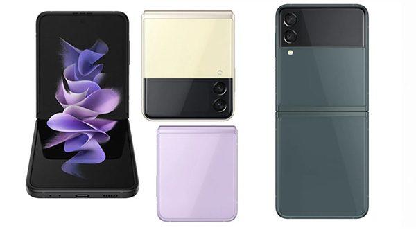 Galaxy Z Flip 3 Gia Bao Nhieu