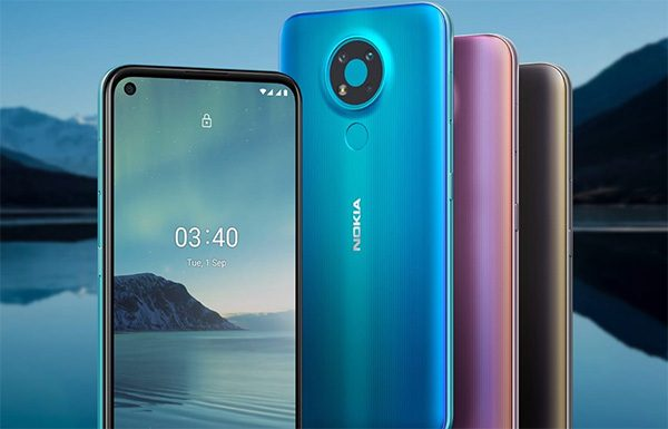Nokia 3.4 được trang bị con chip Snapdragon 662