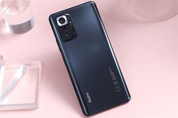 Redmi Note 10 Pro sở hữu con chip Snapdragon 732G là smartphone cấu hình tốt nhất trong phân khúc giá 7 triệu đồng