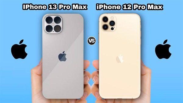 Iphone 13 Pro Max Va Iphone 12 Pro Max 1